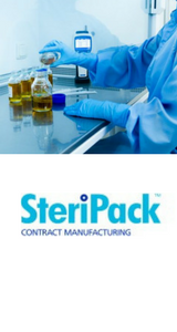 steripack combination products